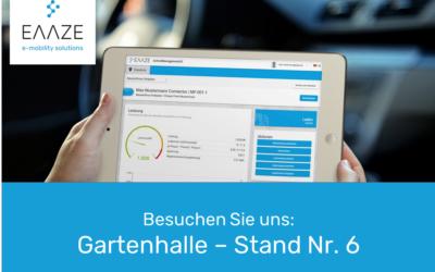 """EAAZE beim 8. Kompetenztreffen """"Elektromobilität in NRW"""""""